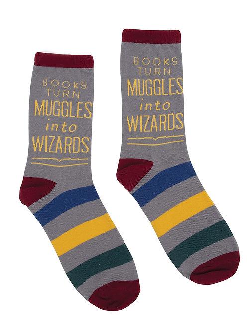 Muggles Socks Large