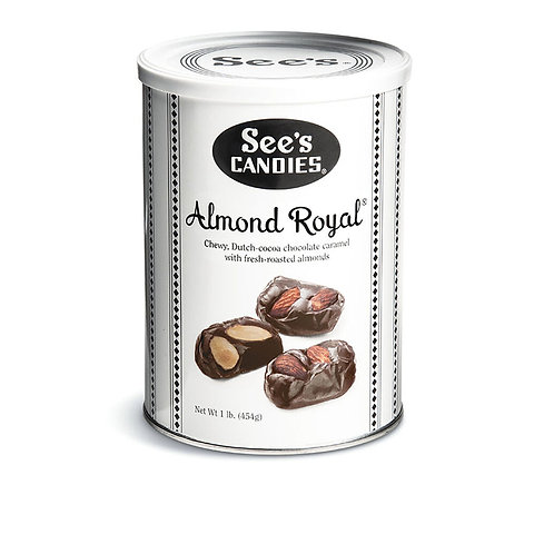 See's Almond Royal®