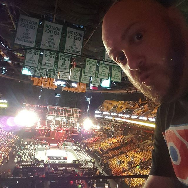 Hell in a Cell in Nov. 2016 in Boston
