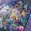 Thumbnail: XXI The World Holographic Print
