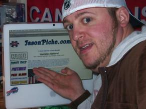 The Abbreviated history of JasonPiche.com