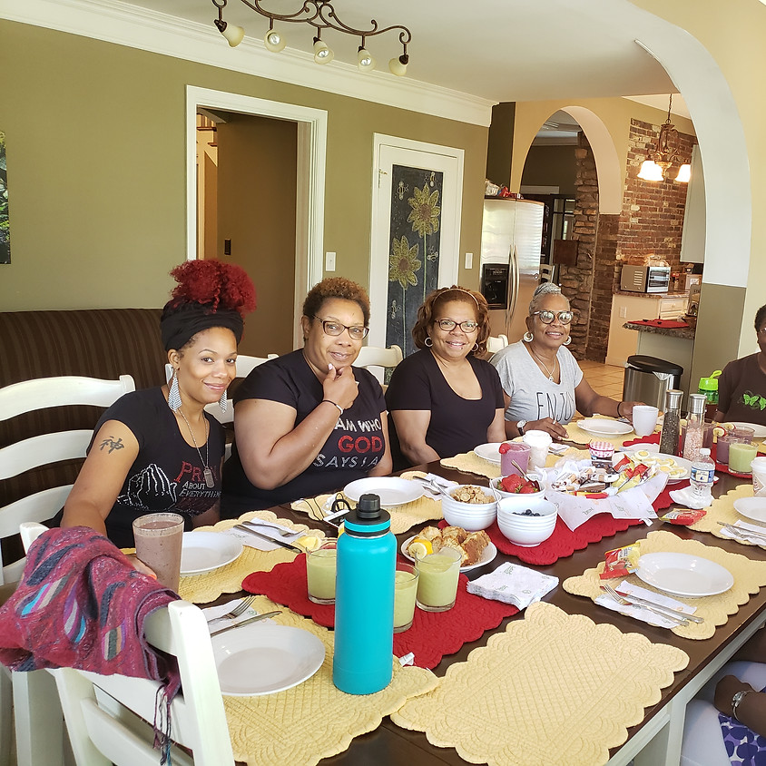 The Writing Retreat ** Women Only**