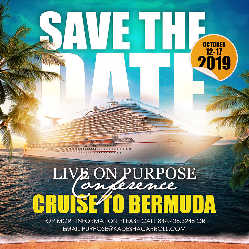 Live on Purpose Conference Cruise