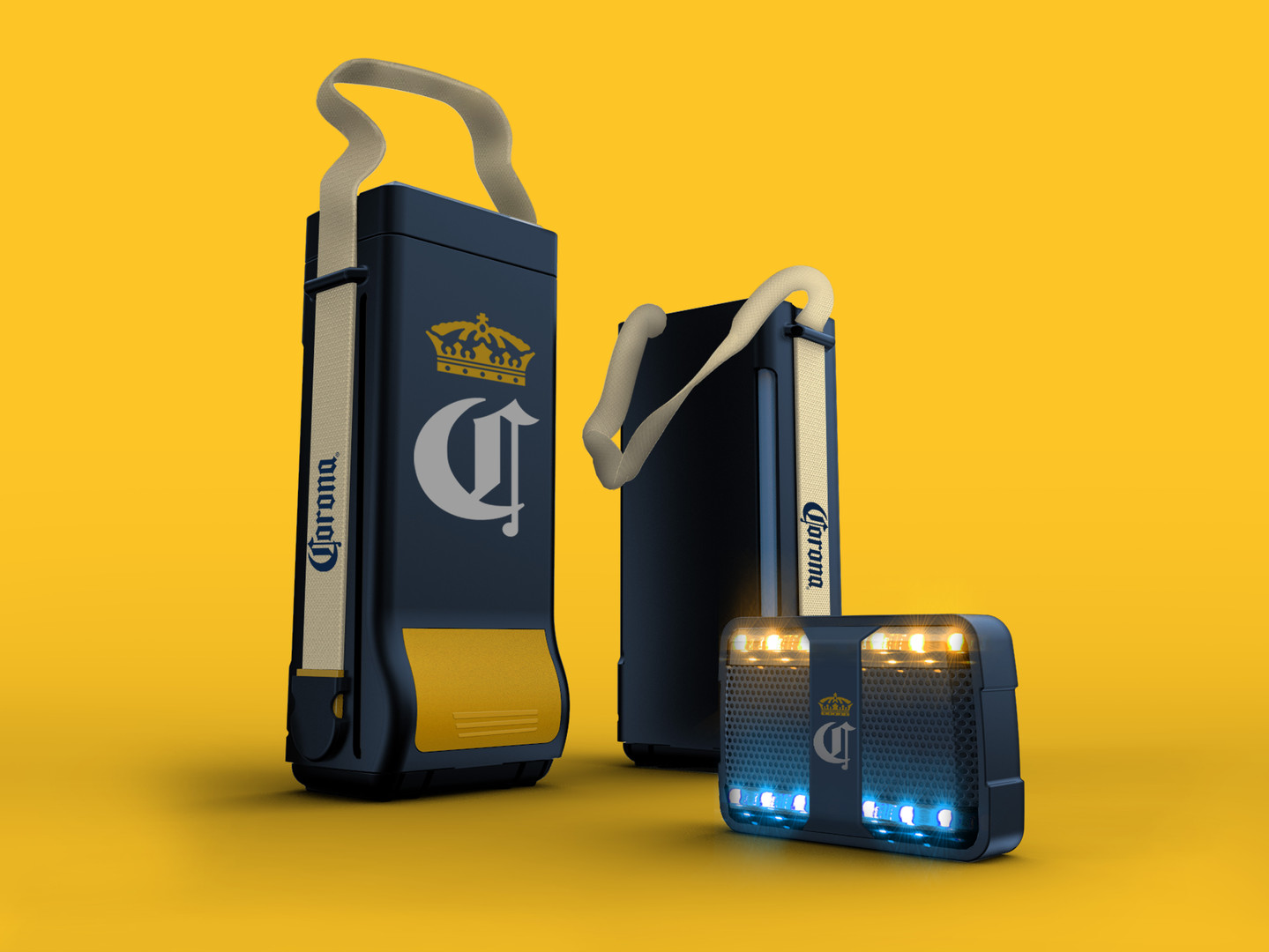 Corona Can Caddy