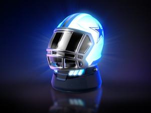 FANZiO NFL Cowboys Helmet