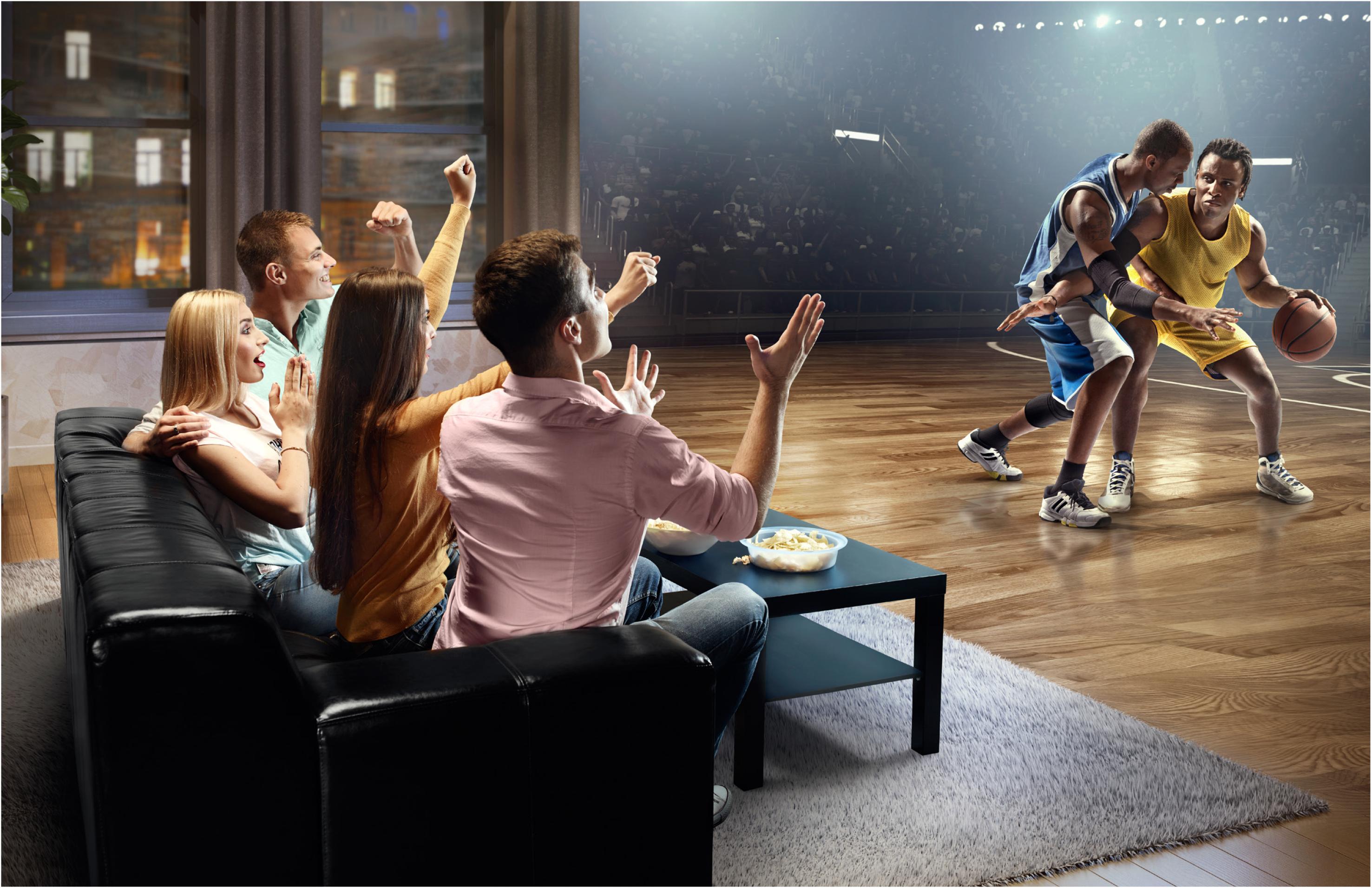 00001 sport VR AR living room