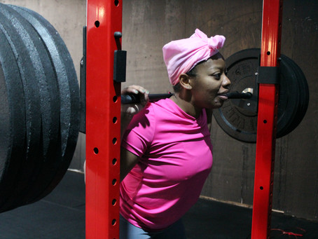 May Athlete of the Month: Ashley Kemp