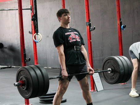 June Athlete of the Month: Nate Taylor