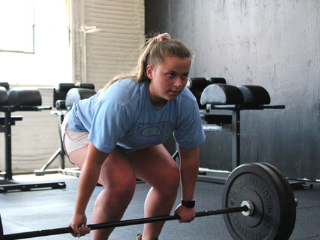 July Athlete of the Month: Brittney Waldrop