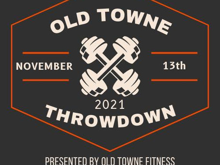 Old Towne Throwdown