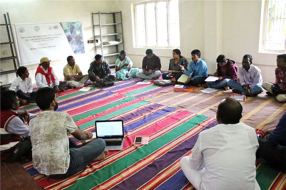 (promoted by Society for Elimination of Rural Poverty) by Satya, Trainer, VCF(Tata trusts)