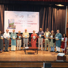 Agri Social Enterprises:Leveraging Social Capital and Solving the Puzzle of Doubling Farmers'Incomes