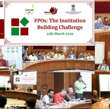 FPO Workshop 2020—My gateway to the world of Indian Farmer Producer Organisations