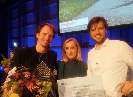 Rainbeer wint NENNovation award 2019