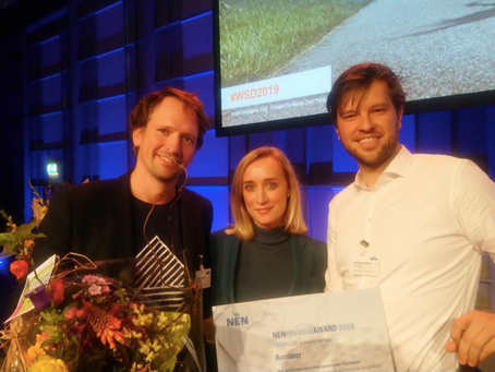 Rainbeer wint NENNovation award 2019