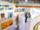 Mira Kaufmann Kunstsalon Tiengen Vernissage 2016