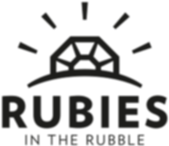 Rubies in the Rubble logo