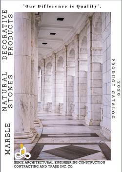 Sekiz 2020 Katalogu