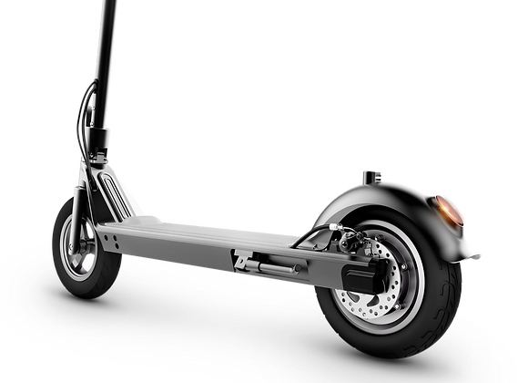 ERIDES RND E-scooter with foot control accelerator £369.60  (inc VAT)
