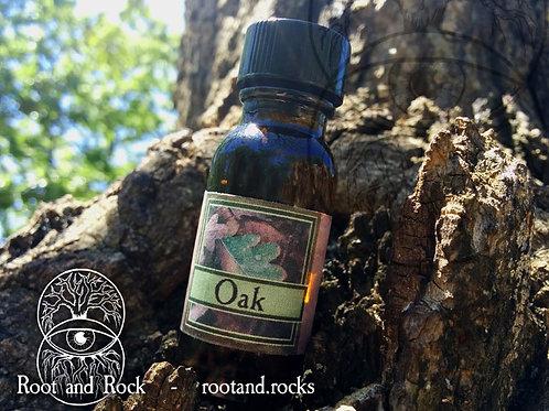 Oak Oil (Lightning Struck)