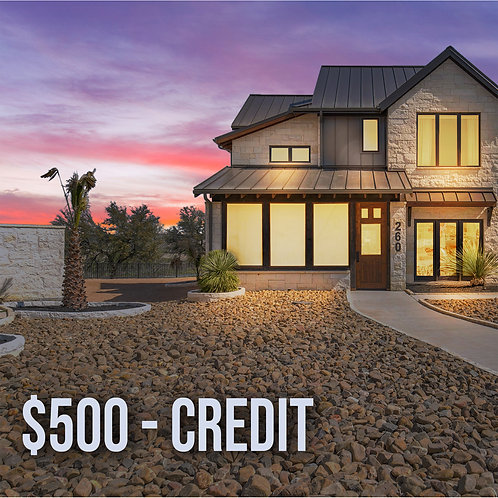 $500 N&Y Credit