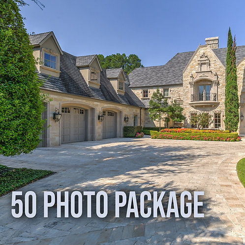 50 Photo Package