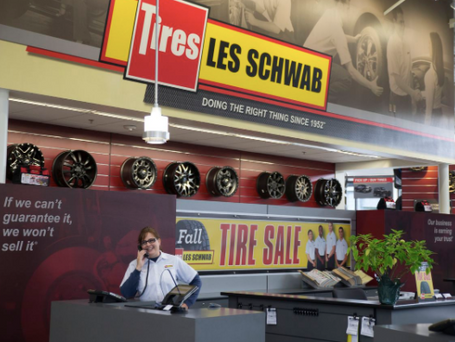 Les Schwab will pay $16 million to Oregon employees to settle class-action over lunch breaks