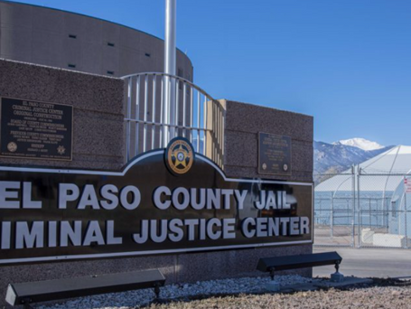 Lawsuit filed against El Paso County Sheriff for denying masks and COVID-19 protections to inmates