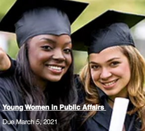 Scholarship Opportunity: Young Women in Public Affairs Award (Zonta Club of Corvallis)