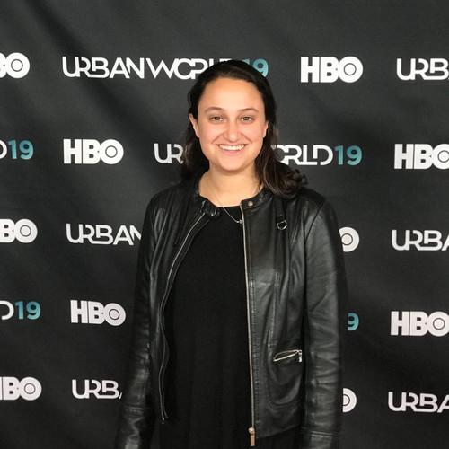 Elizabeth at the Urbanworld Film Festival