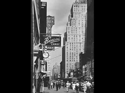 """Tre camere a Manhattan"" di Georges Simenon"