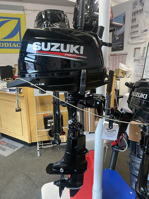 Suzuki DF6AS in stock