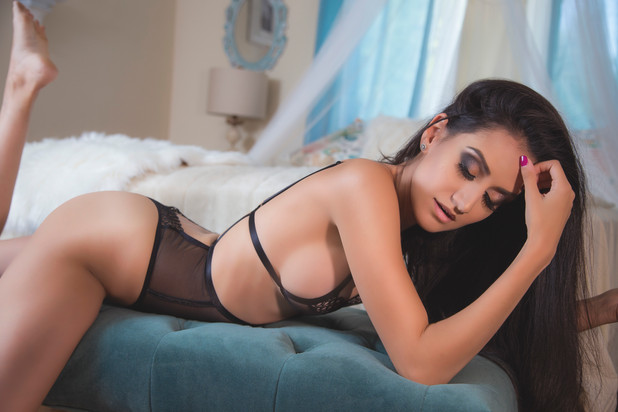 Beautiful Glamour Sexy Lingerie Boudoir Photo