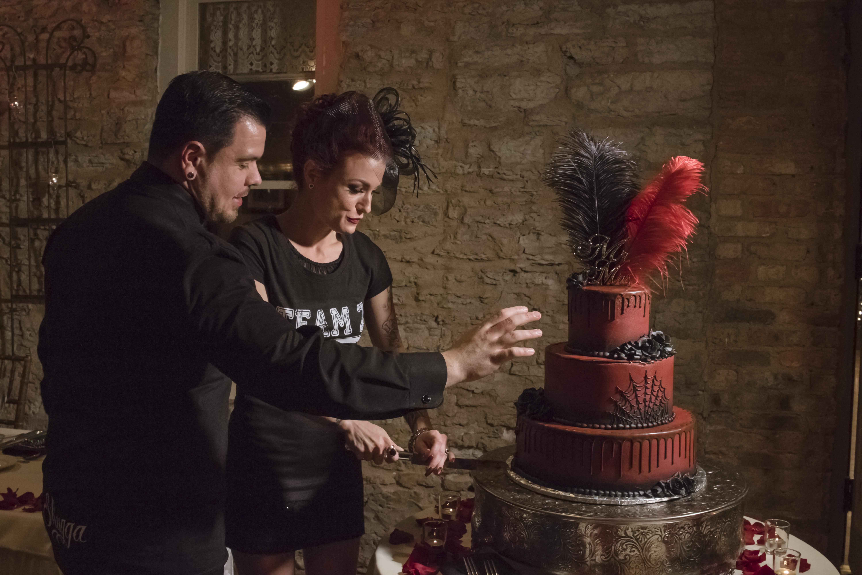 Nciole Marco Wed cake _10