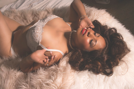 Harlow Pinup and Boudoir photography Chicago