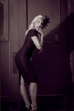 Harlow Pinup Photo and Boudoir Photography