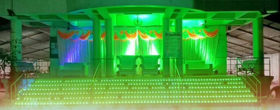 Another Decorated Wedding Stage