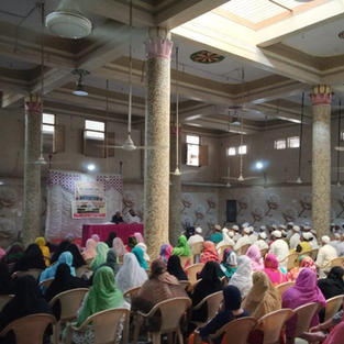 Training Program for Haj