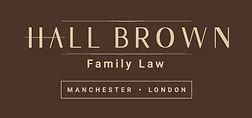 HALL BROWN LOGO