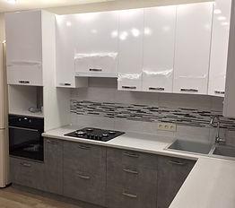 Мебельная фабрика кухонь под заказ в Мос