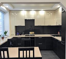 Кухонный гарнитур под заказ в Москве и о