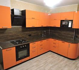 Угловая кухня купить недорого в Москве и
