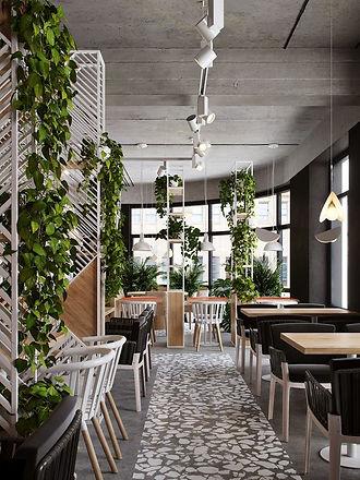Мебель для кафе и ресторана на заказ в М