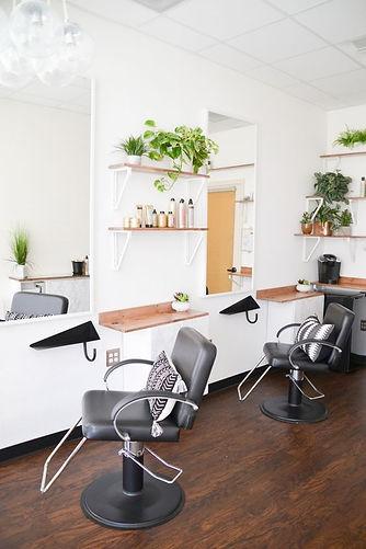 Мебель для парикмахерских и салонов крас