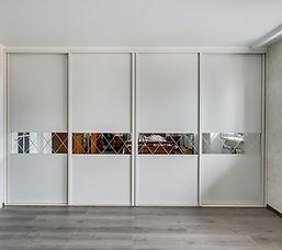 шкаф встроенный на заказ в Москве