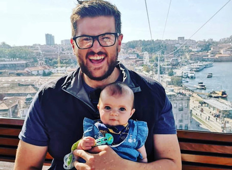 How a traumatic birth has encouraged me to help other dads