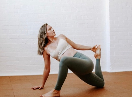 How yoga helped me overcome an eating disorder