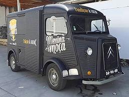 Foodtruck HY noir