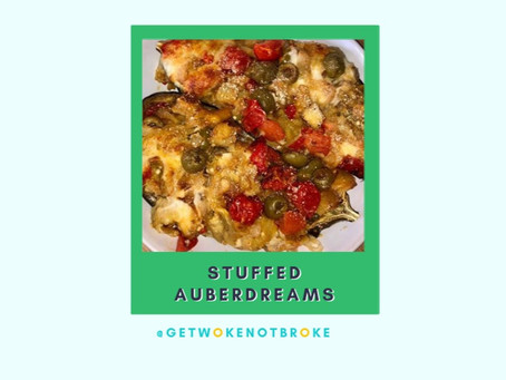 Stuffed auberDREAMS (£1.80)