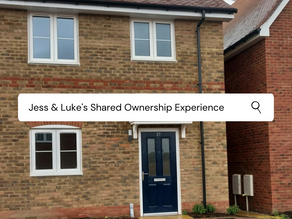 Jess & Luke's experience of Shared Ownership